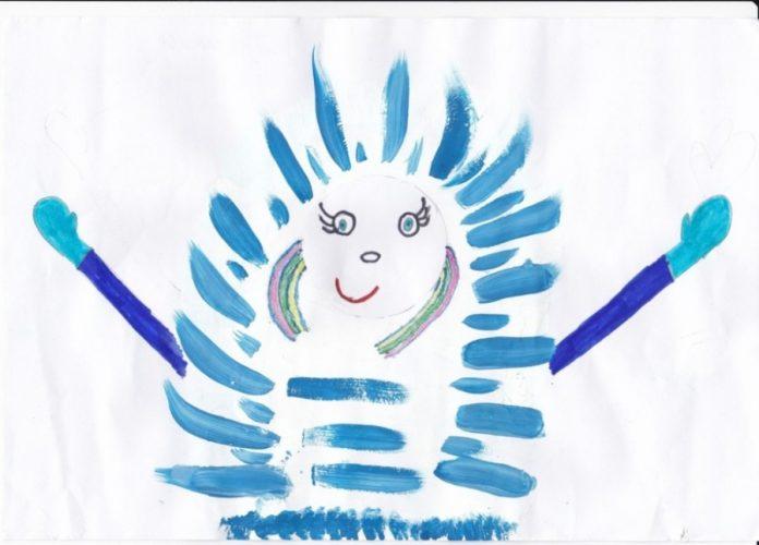 Рисунки, школа №49