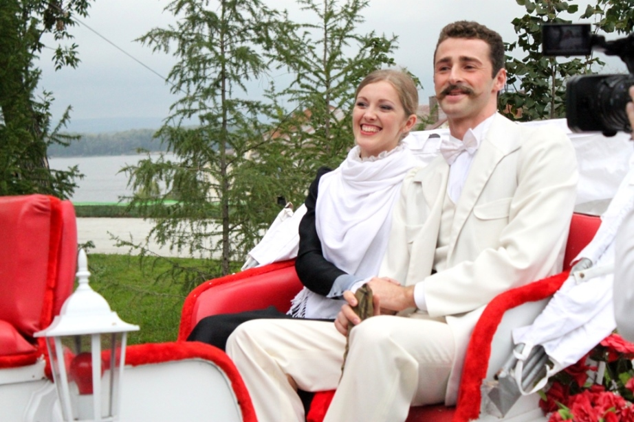 Самарик и Дама с ракеткой