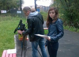 Первый сюжет о сказке про ЧМ на СКАТе!