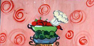 Рисунок Елизаветы Зуевой, творческая студия Ar-Vest